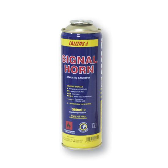 Signal Horn - Refill canister 380ml for fog horn head 10033