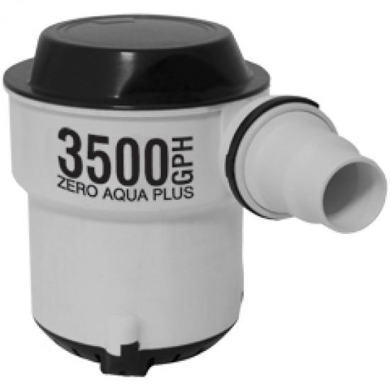 Bilge Pump Zero Aqua Plus 3500Gph 12V