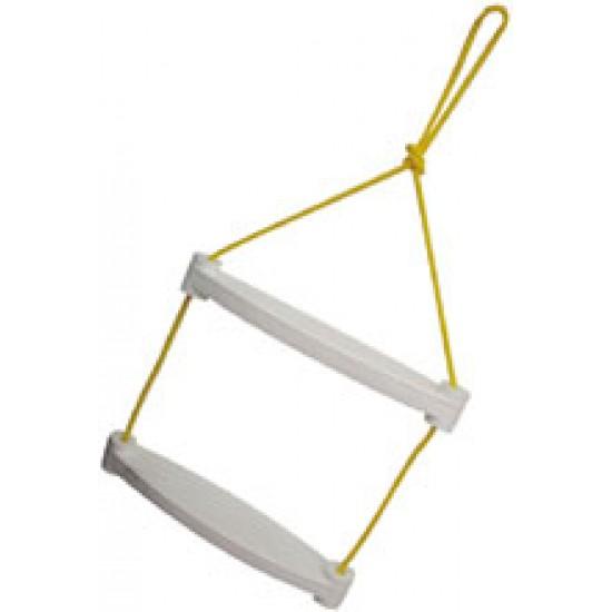 2 Step Rope Boarding Ladder