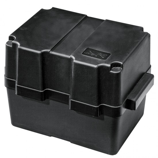Battery Box Up To 80Ah Battery, Ext.Dim.340x230x250mm