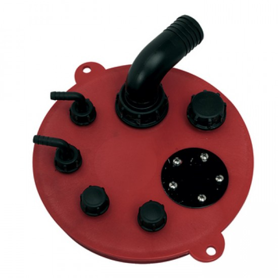 DIABLO Easy Switch Fuel Plate