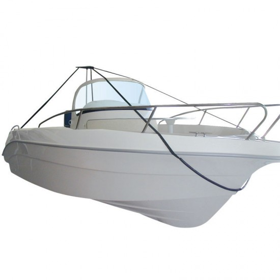 Boat Cover Telescopic Support System