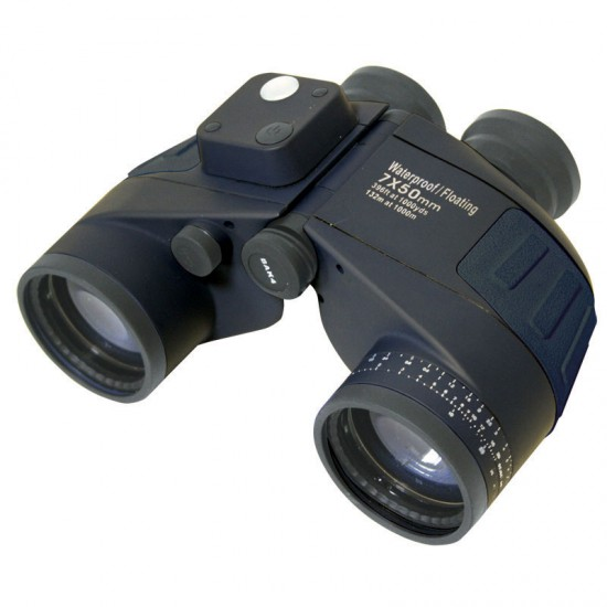 Binoculars, Waterproof with compass, SeaNav, 7X50