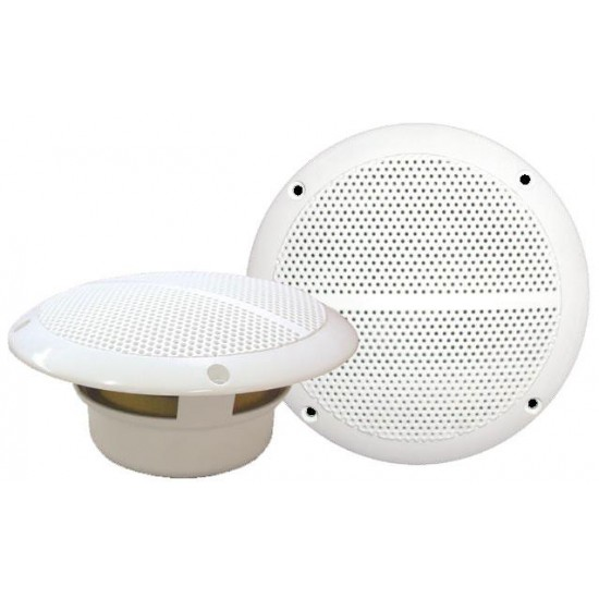 Speakers, two-way set, 80w 51/4""
