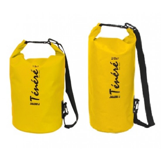 Dry Bag - Heavy Duty Ténéré Yellow 4 sizes