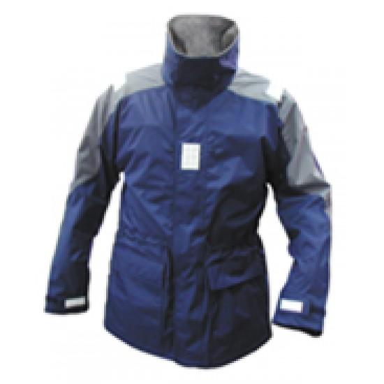 Jacket Inshore ''IT'', breathable, Navy/Grey- XL