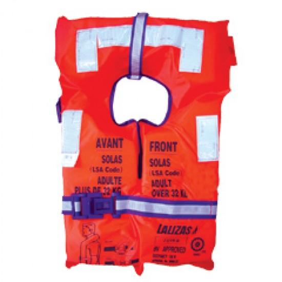 LALIZAS Adults  lifejacket SOLAS, without light
