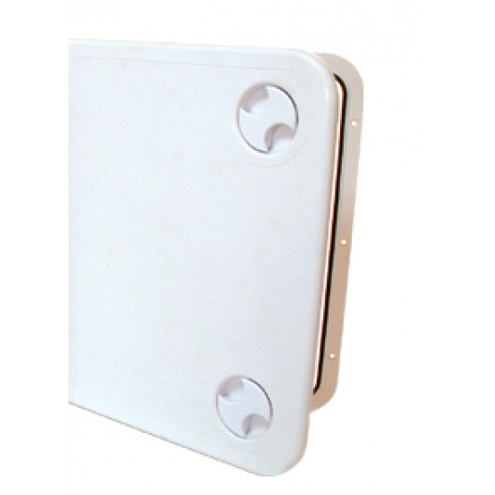 Industrial Access Hatch, White, 460x511mm