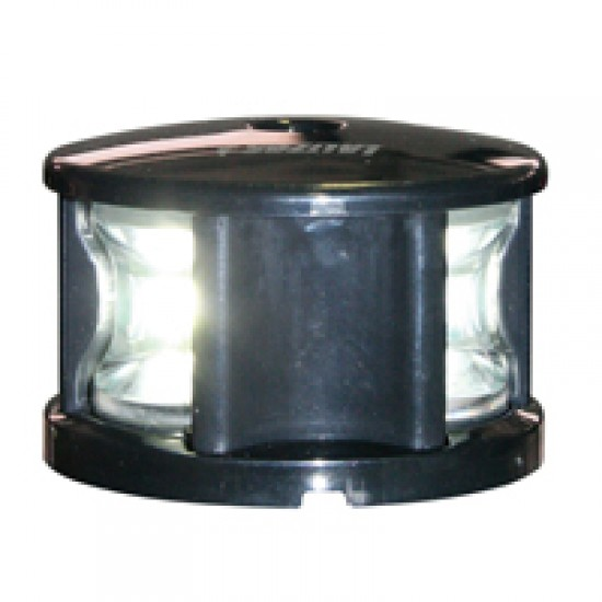 Navigation light All-Round, LED FOS 12 & 20, 360° (black housing)
