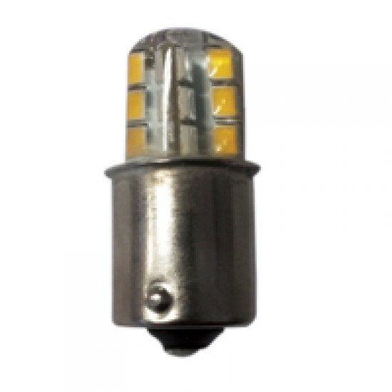 Bulb 12/24V DC, Classic LED 12, BAY15S, for All Round lights