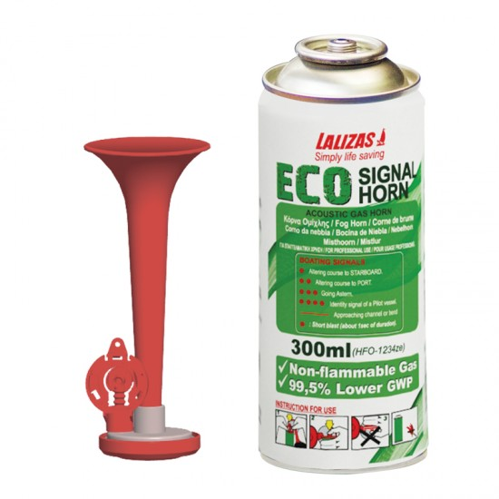 Signal horn set ECO - 300ml