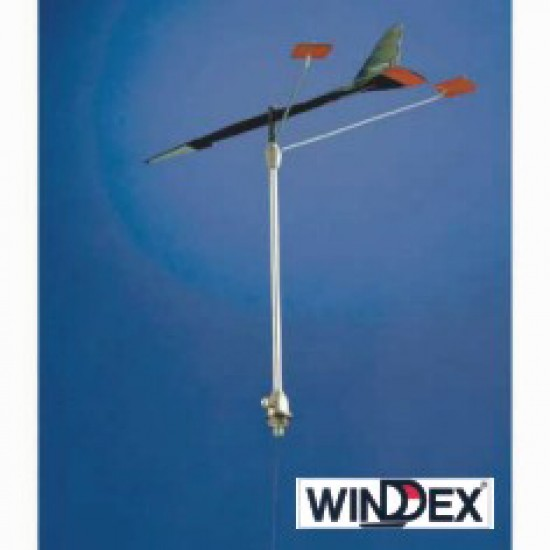 Wind Indicator WINDEX 10, 250mm for boats up to 9M