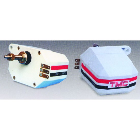 Wiper Motor, Water Resistant, 12V, with angle, 90°