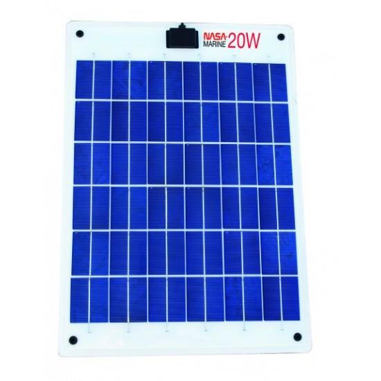 Solar Panel flexible 20W