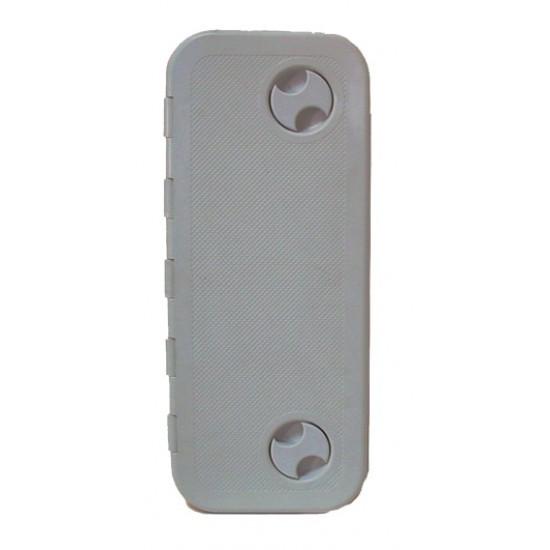 Industrial Access Hatch, Grey, 250x598mm
