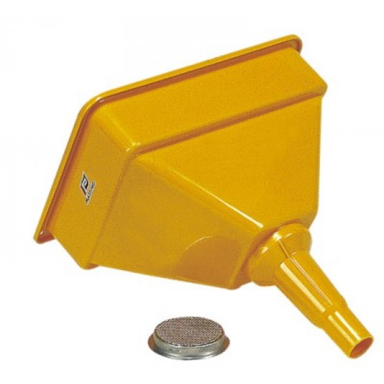 Plastimo Heavy Duty Funnel with filter 26 x 17 cm