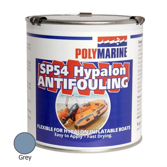 Polymarine for Hypalon Inflatable Boat Antifouling 1L various colours