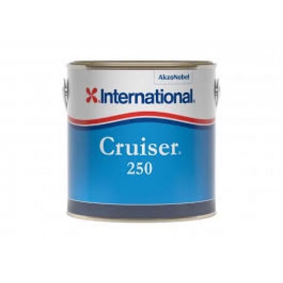 INTERNATIONAL CRUISER 250 3L, Navy, Red, Blue, Dover White, Black