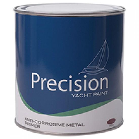 Precision Anti-Corrosive Metal Primer, Red 2.5L