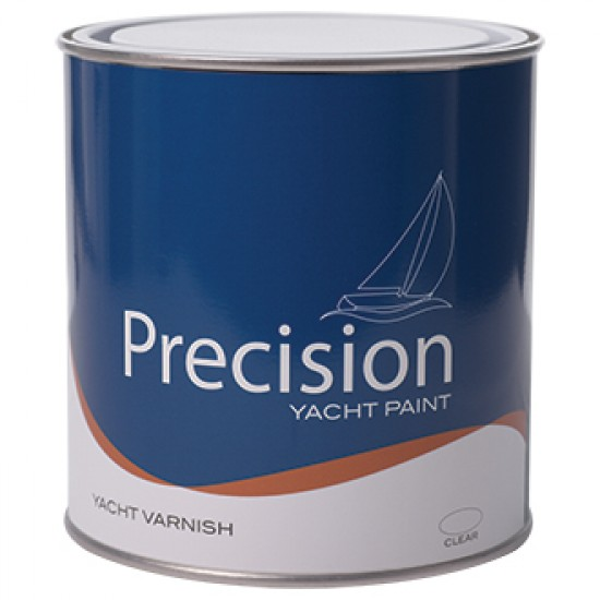 Precision Marine Yacht Varnish 500ml