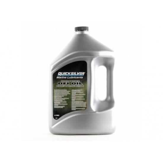 Quicksilver OPTIMAX DFI 2 Stroke Oil 4 Litre