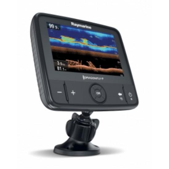 Raymarine Dragonfly 7 Pro Sonar GPS with Navionics Silver EMEA Chart