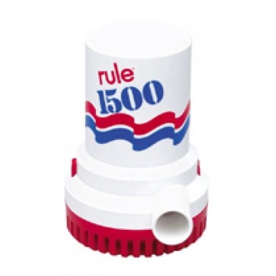Rule 1500 12v bilge pump - No. 2