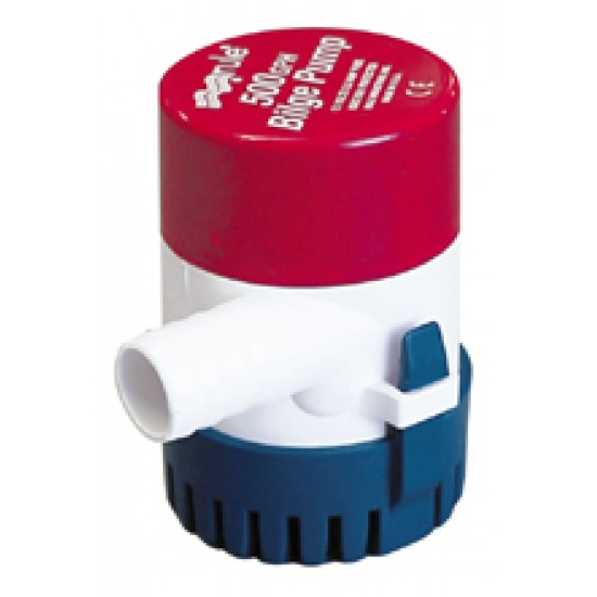 Rule 500 12v bilge pump - 25 (CE Approved)