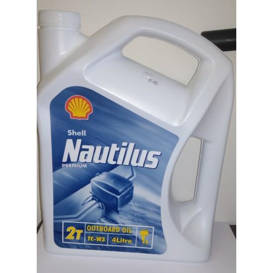 Shell Nautilus 2 stroke 4L