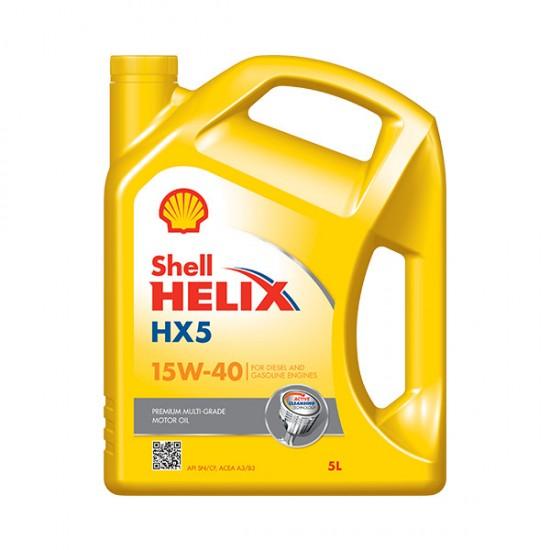 Shell HELIX HX5 5ltr