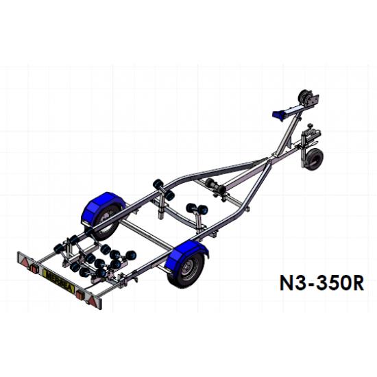 Snipe N3-350R Trailer