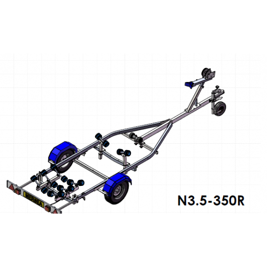 Snipe N3.5-350R Trailer