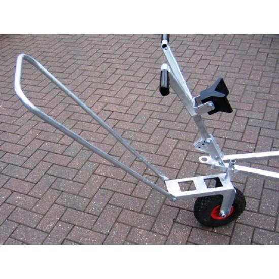 Jockey Wheel Deluxe - with handle Snipe
