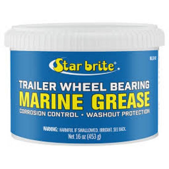 Starbrite Wheel Bearing Grease 500ml Tub