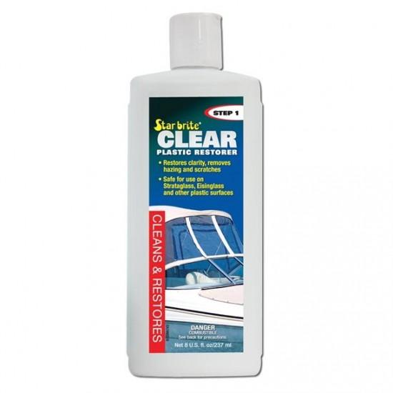 Starbrite Clear Plastic Restorer 237ml
