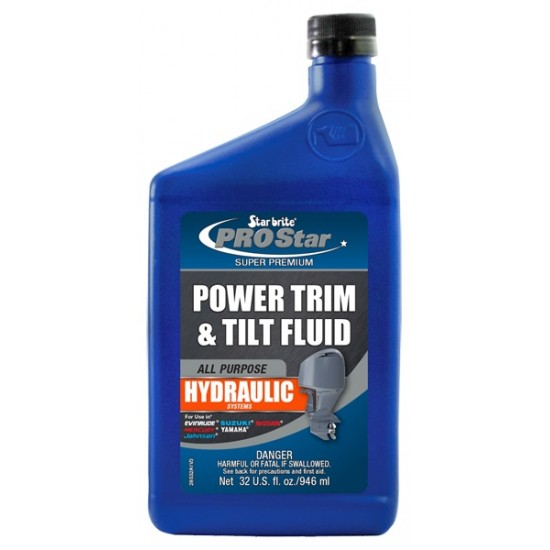 Starbrite Power Trim & Tilt Fluid 285ml