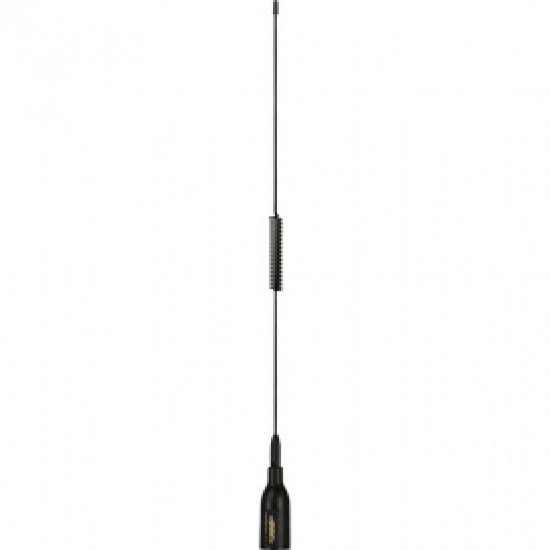 Supergain Task - 530Mm Rib Vhf Antenna - S/S Whip- 3Db 8M Cable With Bracket