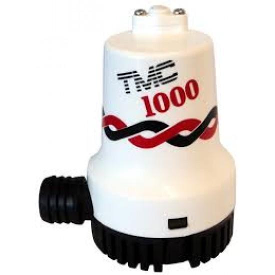 TMC 1000 GPH Bilge Pump-12v