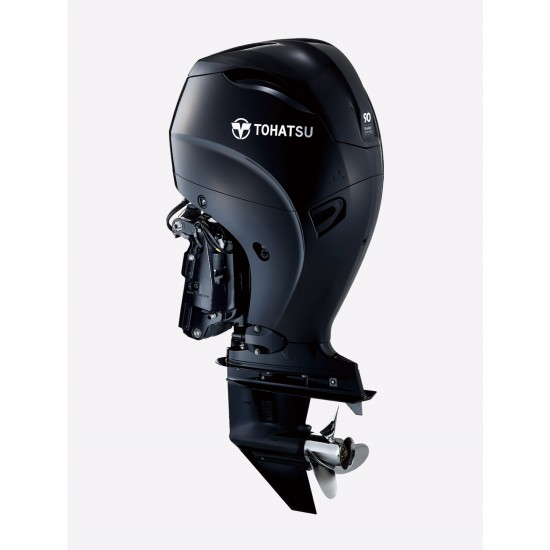 Tohatsu 90HP Long Shaft with Remote control Electric Start and Power Tilt
