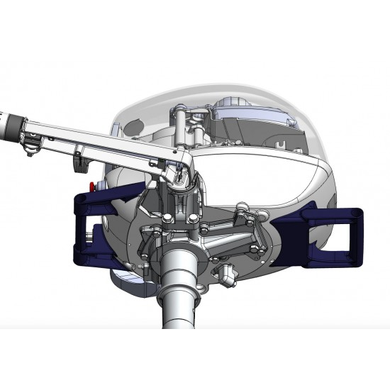Tohatsu 2.5HP *NEW MODEL 2020