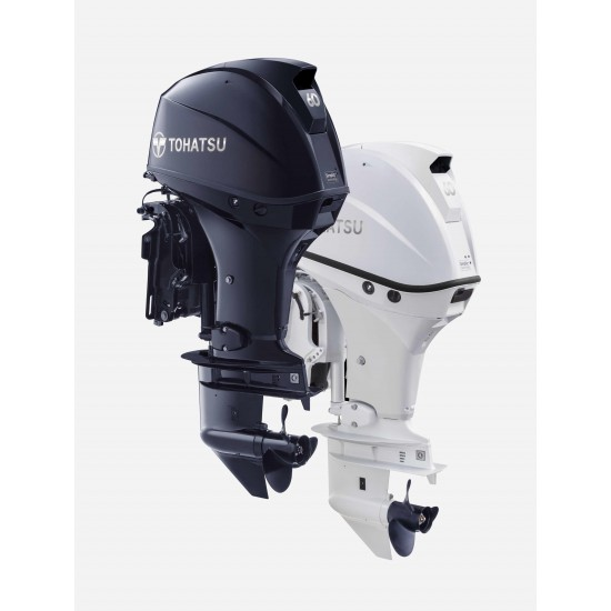 Tohatsu 60HP Long Shaft with Remote control Electric Start and Power Tilt