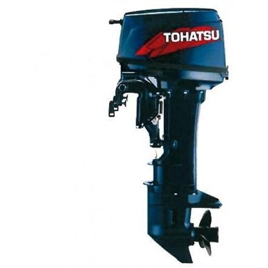 Tohatsu M30H EP Pleasure 2-stroke Standard or Long Shaft, Electric start