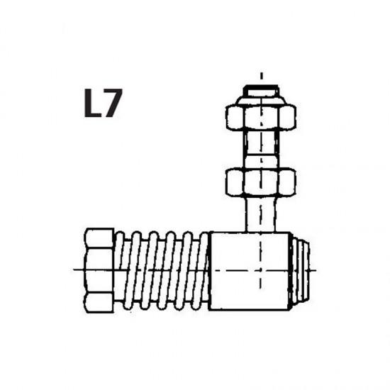 Ultraflex L7 ball & socket
