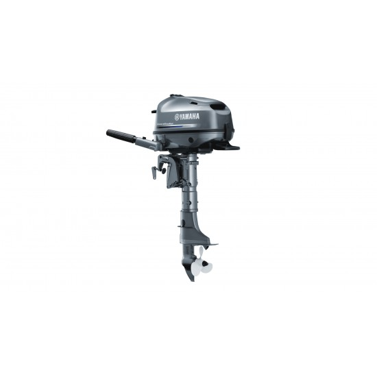 Yamaha 6HP F6CMHL, Long Shaft, Tiller Control, Pull Start, Manual Tilt
