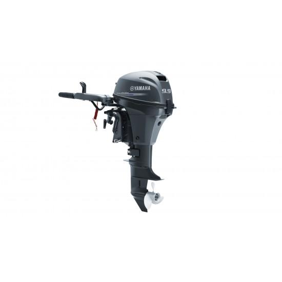 Yamaha 9.9HP F9.9JEL, Long Shaft, Remote Control, Electric Start, Manual Tilt