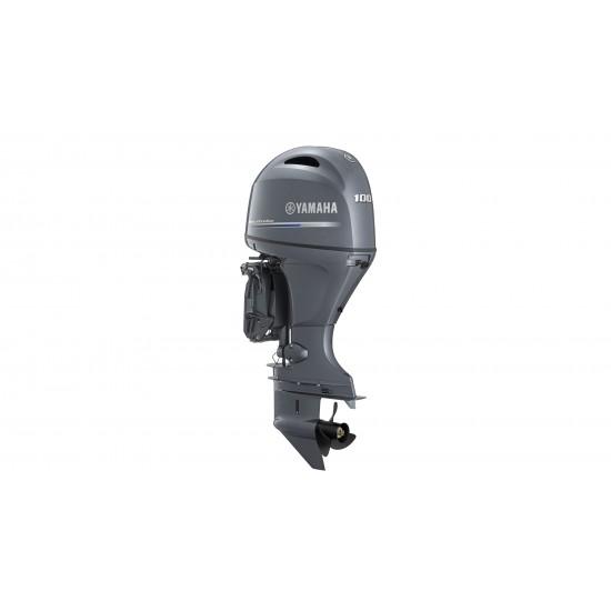 Yamaha 100HP F100FETL Long Shaft, Remote Control, Electric start, Power Trim & Tilt