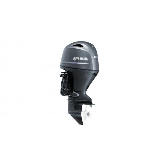 Yamaha 115HP F115BETL, Long Shaft,  Remote Control, Electric Start, Power Trim & Tilt