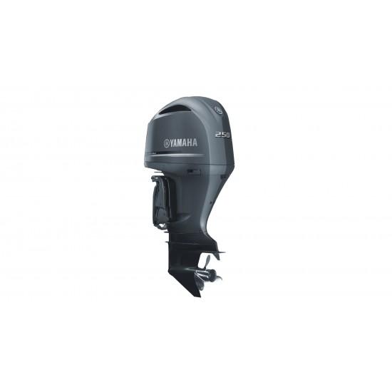 Yamaha 250HP F250DETX, Extra Long Shaft, Remote Control, Electric Start, Power Trim & Tilt