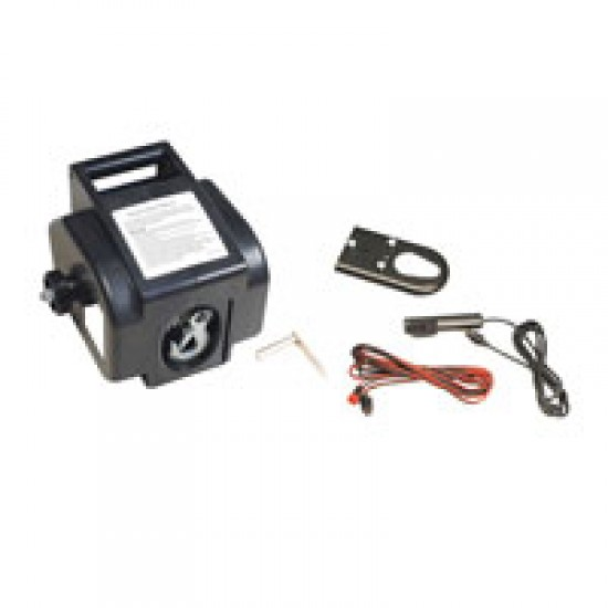 Electric Winch, 12v, 2000lb/1000kg