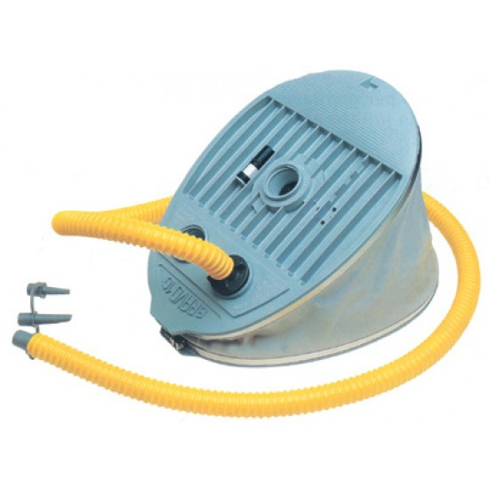 Bravo 10 Foot Pump with Double Chamber
